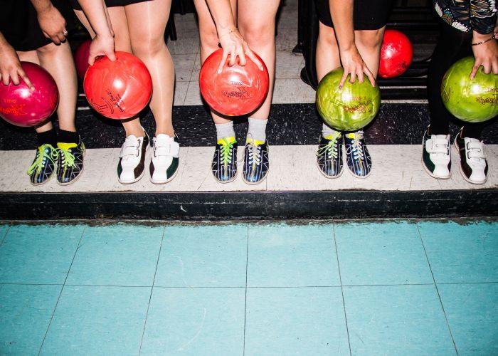 Partie de bowling à Tarbes